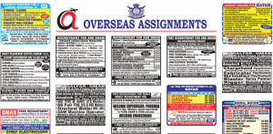 Assignment Abroad Times 3rd April 2021
